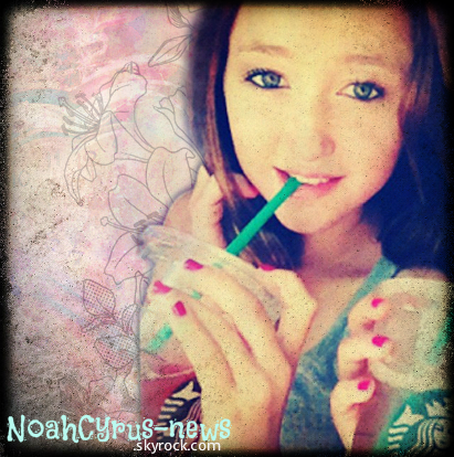Noah Cyrus's holidays ♥♥
