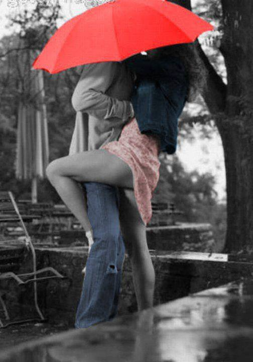 I like the rain too  ;)