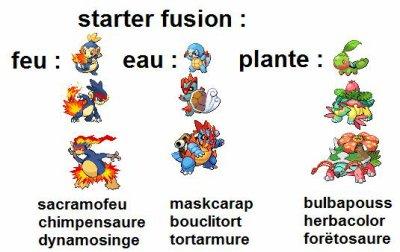 starter fusion dex