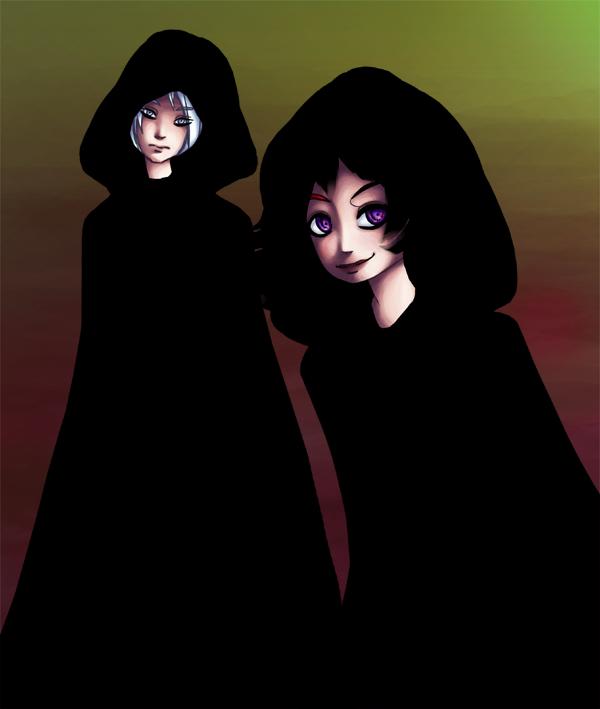 - Shinie & Draco. -