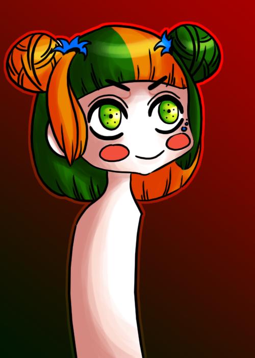 - Chibi Pumpkin. -