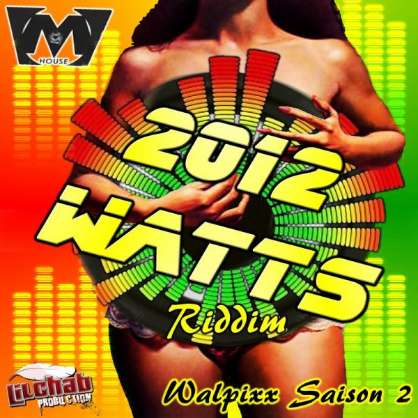 DJ isnak master mix / 2012 Watts riddim mégamix 2012 (2012)