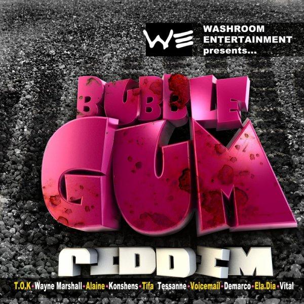 DJ isnak master mix / Bubble Gum riddim mégamix 2012 (2012)