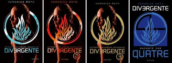 """Saga """"Divergente"""""""