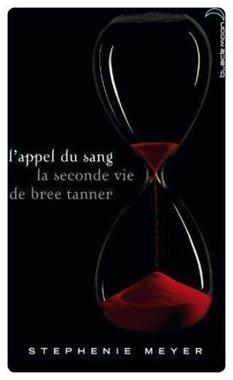 L'Appel du Sang de Stephenie Meyer