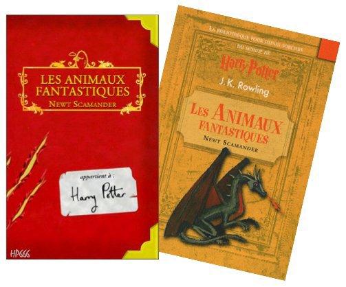 Les animaux fantastiques de J.K. Rowling