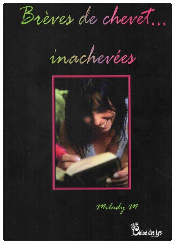 Femme à Facette & Brèves de Chevet... inachevées - Milady M.