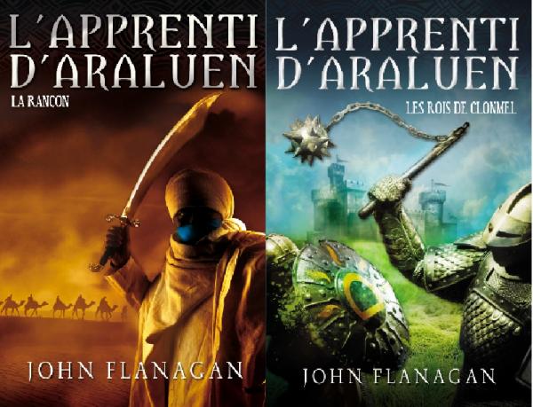 L'Apprenti d'Araluen - John Flanagan