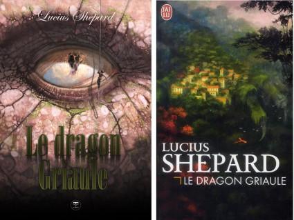 Dragon Griaule - Lucius Shepard