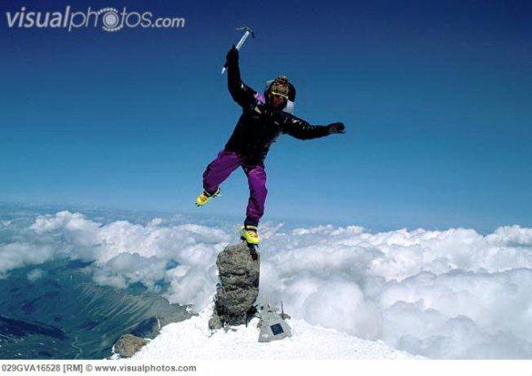 MOn alpiniste et médecin préféré depuis tOujOurs