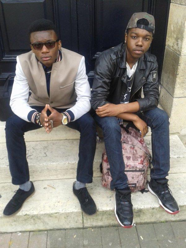 Mr. Wayne & Mr. Carter #POWSEEY