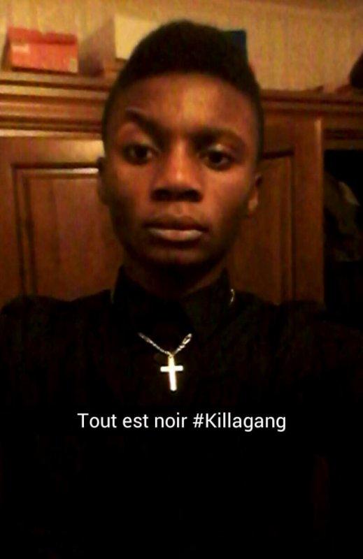 All Is Blakk #Killagang