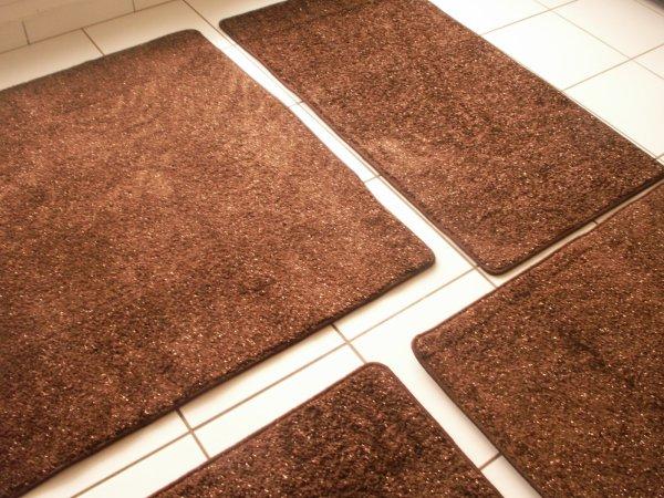 tapis chocolat