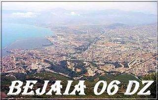 la ville de bejaia ( bougie)  deuxieme  departempent de kabylie