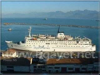 port de bejaia ( bougie)