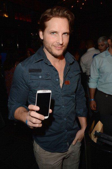Peter au Samsung Galaxy S 4 Influencer Launch Event