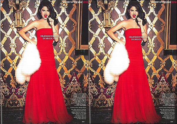""".  Découvré de nouveaux Scan pour le magazine """"Glamour"""".."""