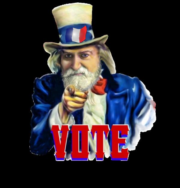 BON WEEKEND, ET BON VOTE
