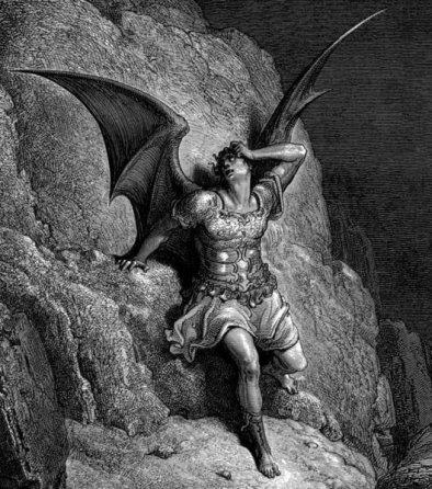 Les litanie Satanique (Baudelaire 1821-1867).