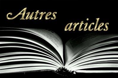 ~°~ AUTRES ARTICLES ~°~