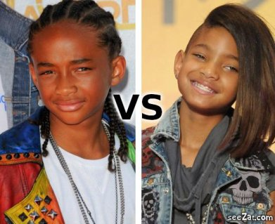 Jaden Smith Vs Willow Smith