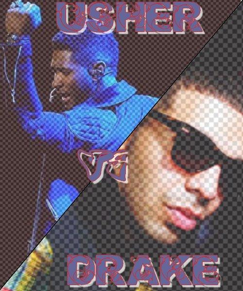 Usher vs Drake