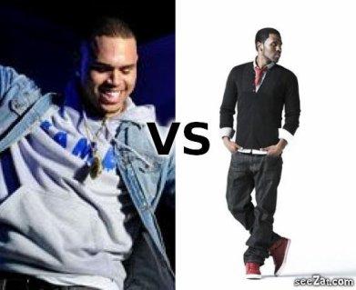 Chris Brown VS Jason Derulo