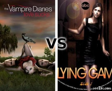 Vampire Diaries VS Lying Game