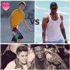 Justin Bieber VS Usher