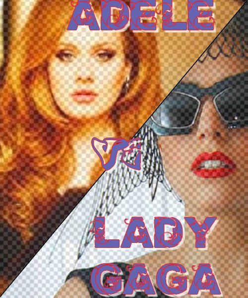 Adele VS Lady Gaga