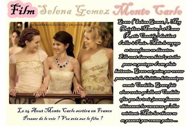 Selena : Monto Carlo