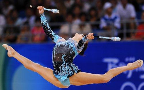 Articles gymnastique rythmique