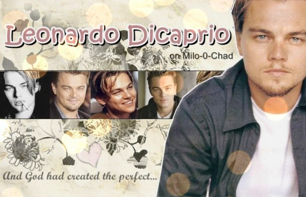 Leonardo DiCaprio : Filmographie