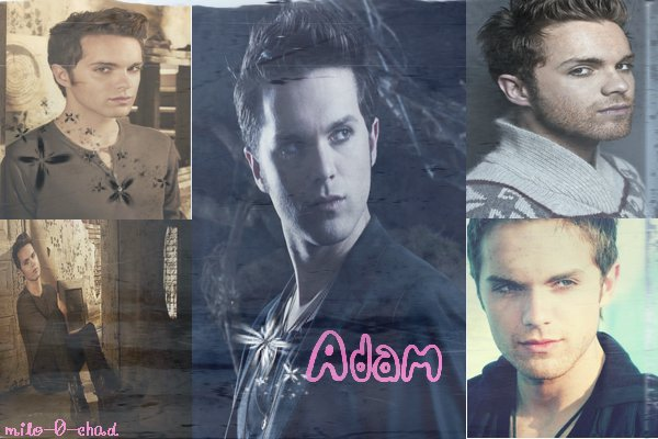 Thomas Dekker as Adam in TSC