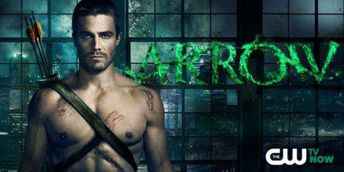 Arrow : L'archer vert débarque !
