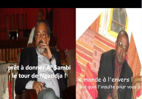 L'insulte de Fahmi Saïd Ibrahim envers la Grande-Comore, son île natale