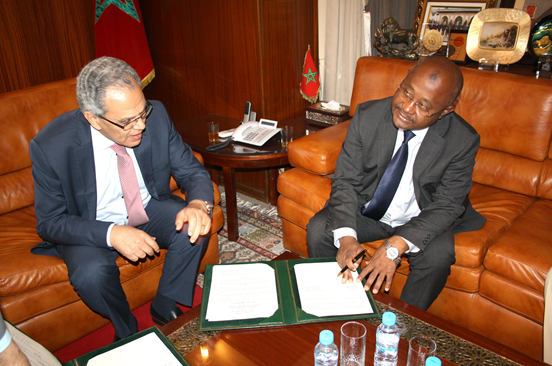 Signature d'un Accord de Défense entre l'Union des Comores et le Maroc