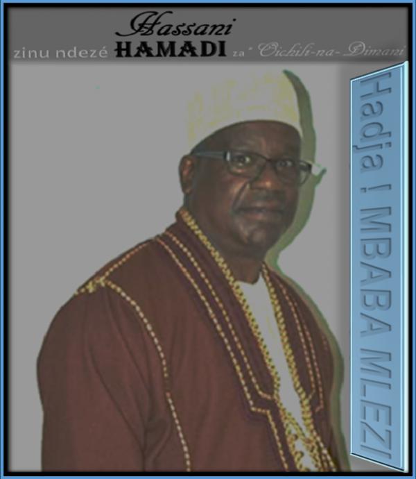 Ngazidja n'a pas un instant à perdre : Votons l'homme du terrain Hassani Hamadi