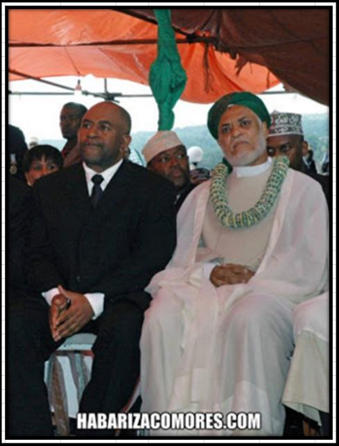 Paix aux Comores - La retrouvaille des ex-présidents Azali-Sambi : La Peur va changer de camp ?