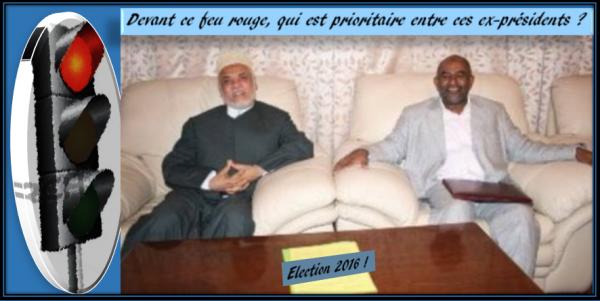 Les ex-présidents Azali et Sambi vont se retrousser les manches et s'unir pour nous déclarer plutôt la paix ?