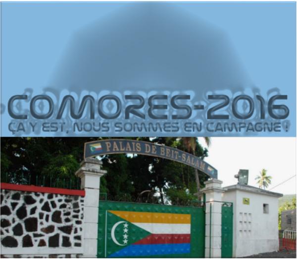 Comores : Ça y est, Nous sommes en pleine campagne électorale !