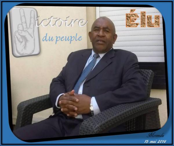 La Cour constitutionnelle comorienne a déclaré Azali Assoumani, Élu Président de l'Union des Comores