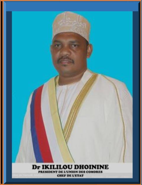 La paix aux Comores ? Le Président Dhoinine a réussi un sans faute