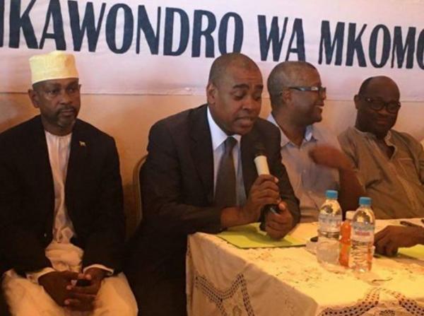 Comores - Loi sur les partis politiques: la question qui fâche
