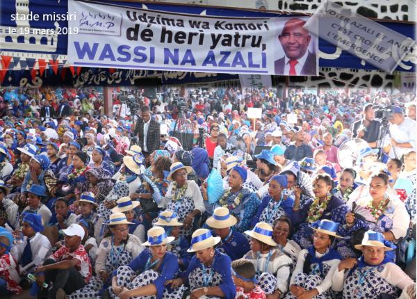 Dar-Nadjah, le Grand retour d'Anissi Chamsidine : Ntsoma Modja Tuu !