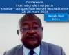 Conférence Internationale interpartis Russie – Afrique : Discours de Hamada Madi Boléro en trois langues : Russe, français et anglais
