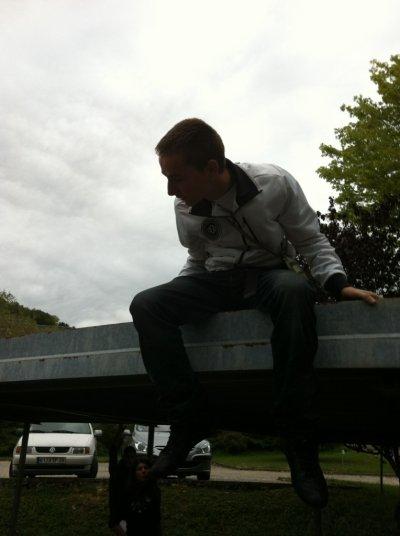 sur le toit du monde .....