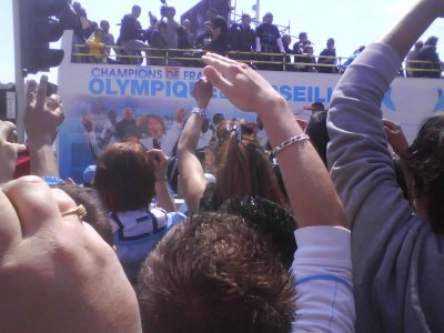 L.OM...CHAMPION DE FRANCE..2009..2010