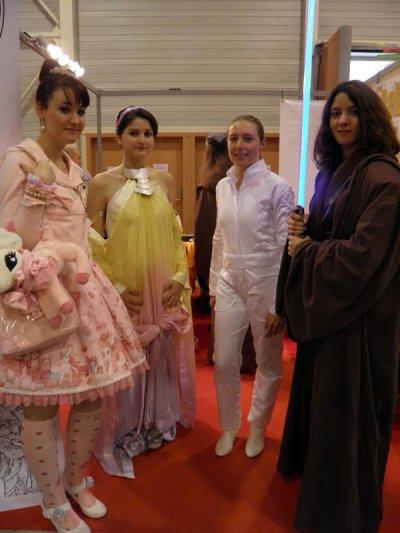 Toulouse Game Show 2011 - [1ère partie]