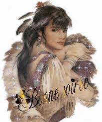 - (2) Indiennes d' Amérique -